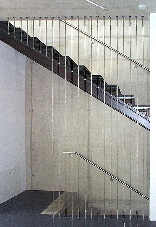 gl05280 stiege seilwand ganz. Black Bedroom Furniture Sets. Home Design Ideas